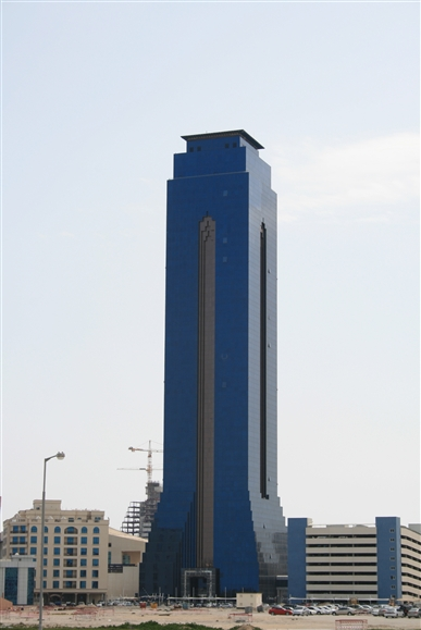 Business Premises Bahrain Foundation Construction