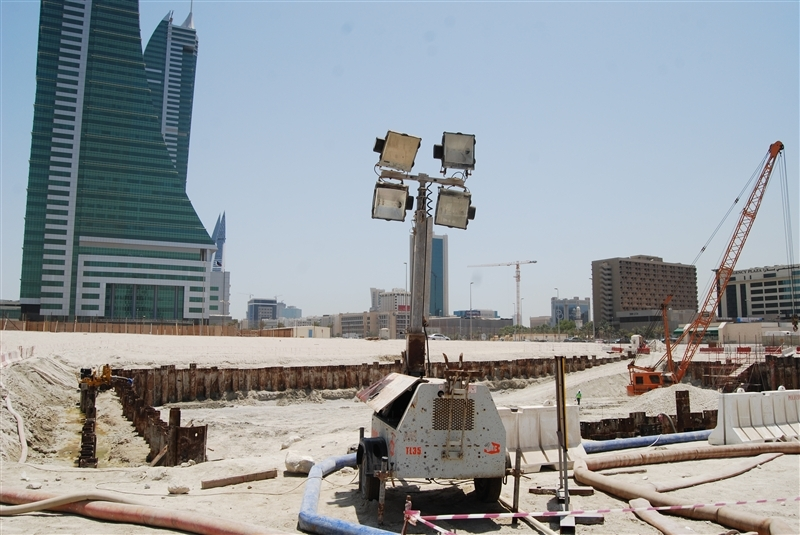 Bahrain Foundation Construction Company W L L