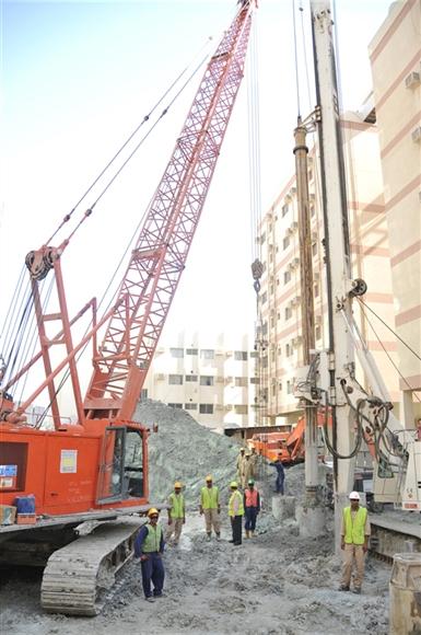 Bahrain Foundation Construction Company W L L