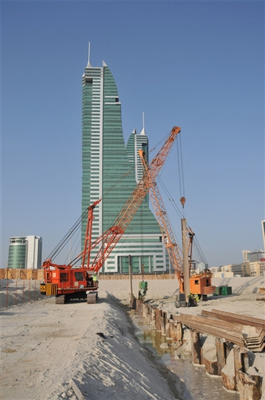 Bahrain Construction