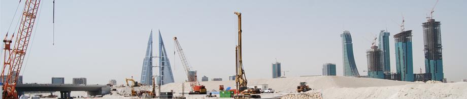 Services - Bahrain Foundation Construction Company W L L